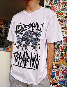 Camiseta Real Grapixo Gang