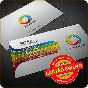 CARTÃO BRILHO | VTF | 4X4