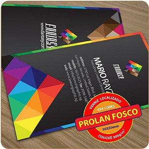 Cartão Prolan com Verniz Localizado - 4X4