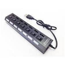 HUB USB FAHUB-06 7-PORT USB 2.0 HUB
