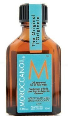 Moroccanoil Original Oil Treatment - Óleo De Tratamento 25ml