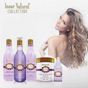 Kit Inoar Natural Oil Camélia - 4 Produtos