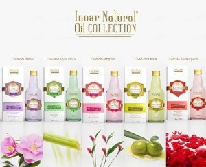 Inoar Natural Oil Collection - Escolha o seu por R$31,90 cada