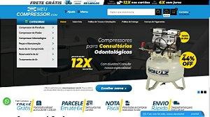 Implantação de E-commerce com a Plataforma Loja Integrada
