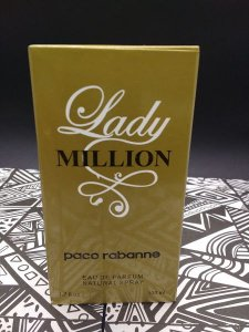Perfume Lady million Importado Contratipo 100ml