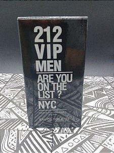 Perfume 212 VIP MEN Importado Contratipo 100ml