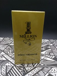 PERFUME ONE MILLION  IMPORTADO CONTRATIPO 100ML