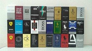 perfumes contra tipos inspirações famosas 100 ml