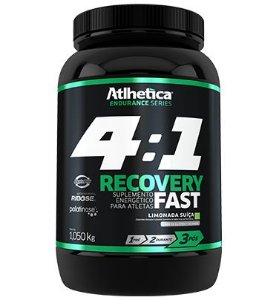 RECOVERY FAST 4:1 -1,050KG - ATLHETICA NUTRITION