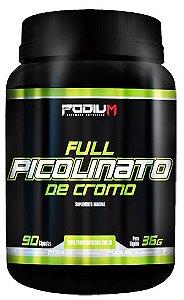 PICOLINATO DE CROMO- 90 CÁPSULAS- PODIUM