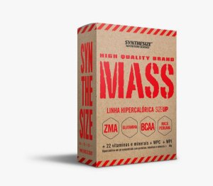 Size Up Mass- 2,8kg- Synthesize