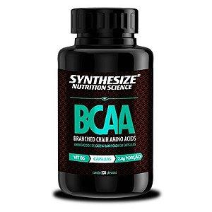 BCAA 100 cápsulas - Synthesize