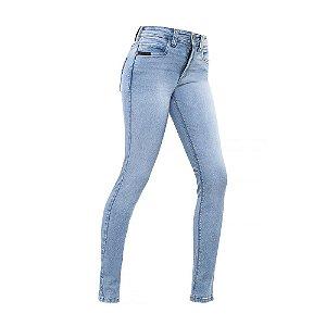 Calça Jeans Feminina Invictus Victory Azul Artico