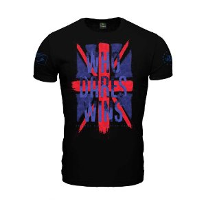 Camiseta SAS Who dares wins  Secret Box Team Six