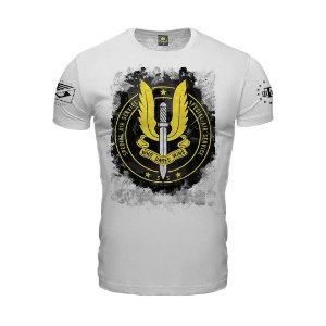 Camiseta SAS Special Air Service Secret Box Team Six