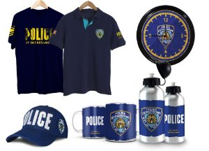 Kit Militar Police Exclusivo Teamsix