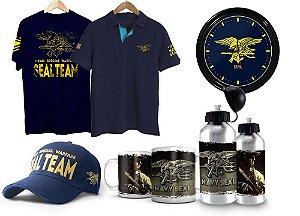 Kit Militar Navy Seals Exclusivo Team Six