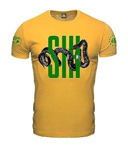 Camiseta Concept Join Or Die Mamba Team Six Brasil