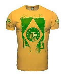 Camiseta  Concept Brasil Tactical Flag Team Six