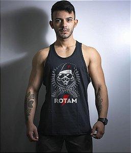 Camiseta Regata Militar ROTAM Exclusiva Team Six