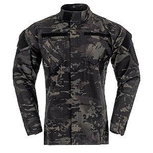 Gandola Militar Camuflada Multicam Black