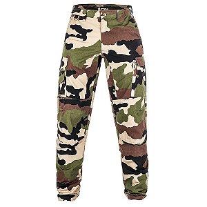 Calça Militar Tática Guardian Camuflada Francês Forças Especiais Invictus
