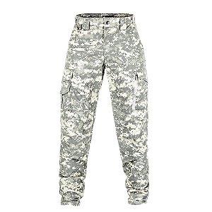 Calça Militar Tática Guardian Camuflada Digital ACU Forcas Especiais Invictus