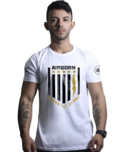 Camiseta Militar AirBorn Honor and Glory