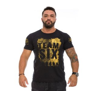 Camiseta Militar Team Six Military Wear