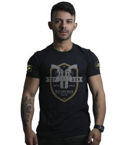 Camiseta Top Gun Team Six Military Wear