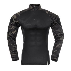 Combat Shirt Camuflado Multicam Black Raptor Invictus