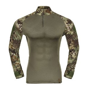 Combat Shirt Camuflado Krypetk Mandrake Raptor Invictus
