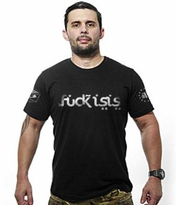 Camiseta Team Six Fuck Isis