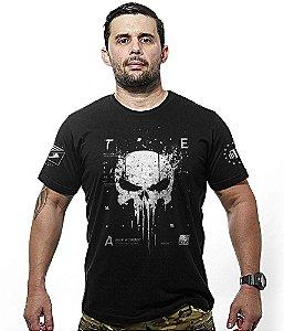 Camiseta Militar Team Six New Punisher