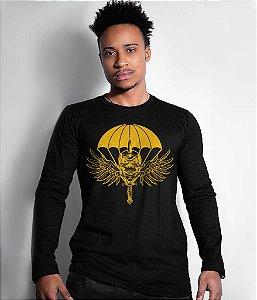 Camiseta Manga Longa PARA-SAR