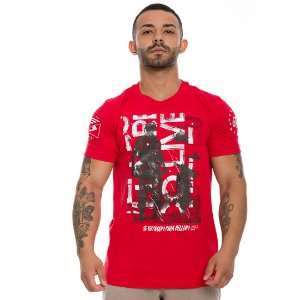 Camiseta Militar Si vis Pacem Para Bellum Team Six Military Wear