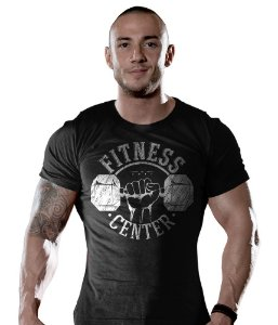 Camiseta Academia Fitness Center