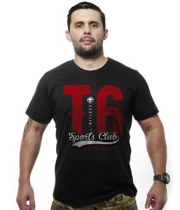 Camiseta Motorcycle T6 Sports Club Limitlles
