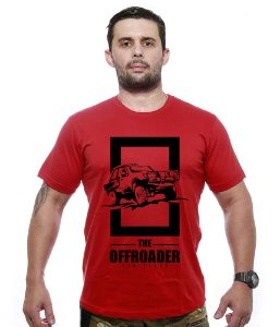 Camiseta The Off Roader Sem Limites