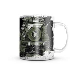 Caneca T6 Limitless 4x4 Jeep 325ML