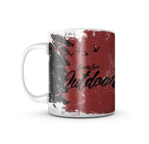 Caneca Outdoor Lobo Team Six 325ML
