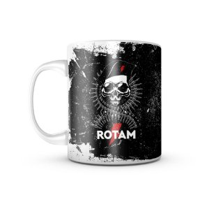 Caneca ROTAM Exclusiva Team Six 325ML