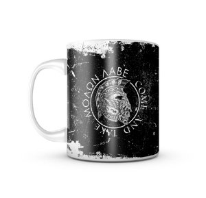Caneca Team Six Molon Labe Come And Take 325ML