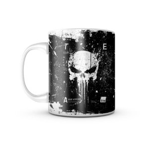 Caneca Punisher Original 325ML