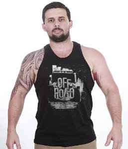 Camiseta Regata Off Road Sem Limites