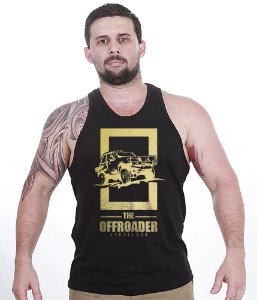 Camiseta Regata Off Road The Off Roader Sem Limites