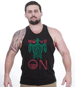 Camiseta Regata Outdoor Move On