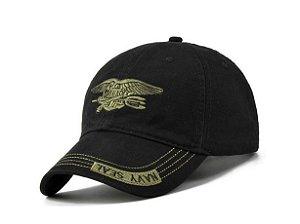Boné Navy Seals Preto