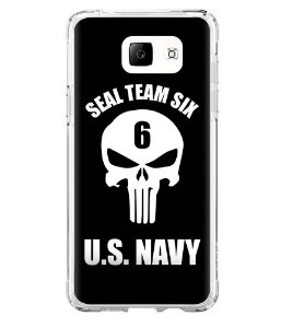 Capa para Celular Militar The Punisher Seal Team Six US NAVY