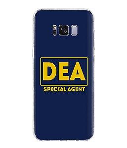 Capa para Celular Militar DEA Special Agent Narcóticos
